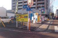 駅南銀座駐車場